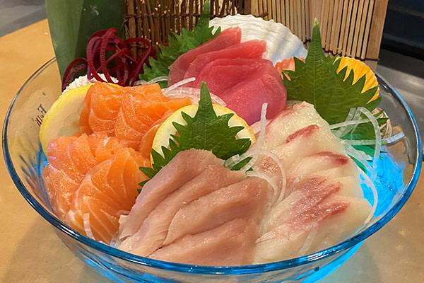 Sashimi Platinum Set