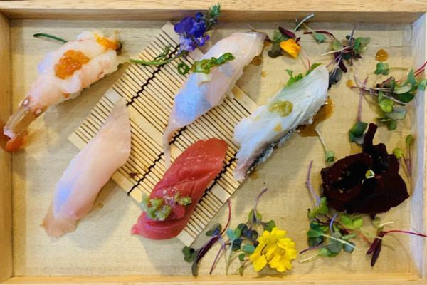 Sushi Ruby Set